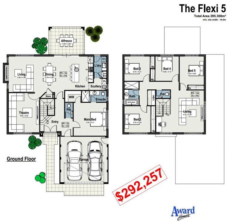 Tek Katlı Prefabrik Ev 90 m² EV PLANLARI Pinterest - plan maison 170 m2 plain pied
