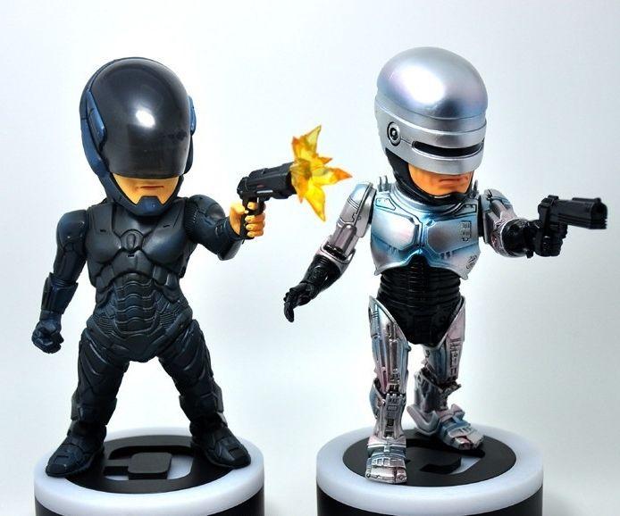 27.54$  Buy now - https://alitems.com/g/1e8d114494b01f4c715516525dc3e8/?i=5&ulp=https%3A%2F%2Fwww.aliexpress.com%2Fitem%2FCute-Anime-1987-2014-ROBOCOP-2-Style-LED-Light-20CM-PVC-Action-Figure-Doll-Toys%2F32413263815.html - Cute Anime 1987 2014 ROBOCOP 2 Style LED Light  20CM PVC Action Figure Doll Toys 27.54$