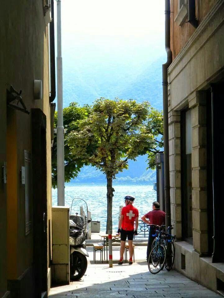 Perfección. Lugano. Suiza.