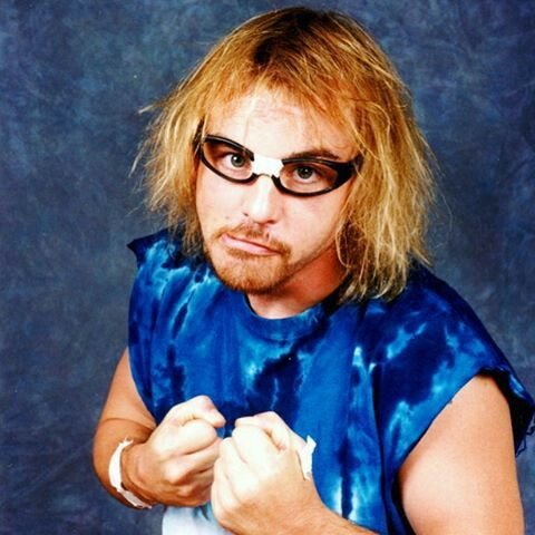 """Little"" Spike Dudley."