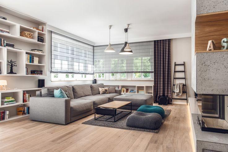 Mieszkanie w stylu eko | Bajkowe Wnętrza
