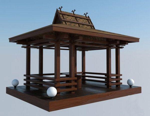 1000+ ideas about Wooden Gazebo on Pinterest | Gazebo, Gazebo ...