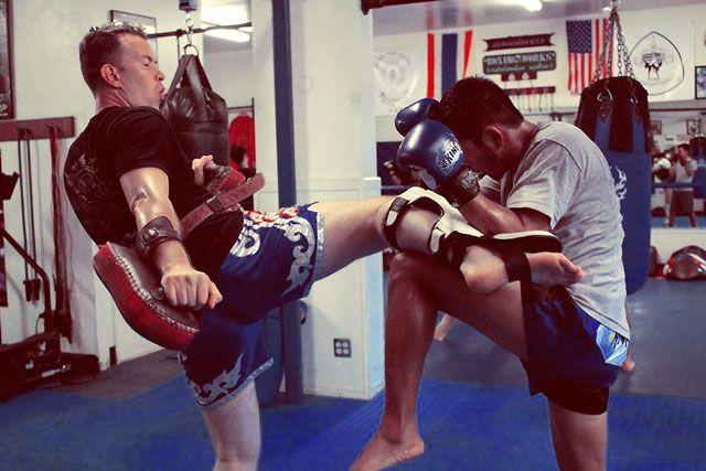 An Interview With American Muay Thai Veteran Bryan Popejoy