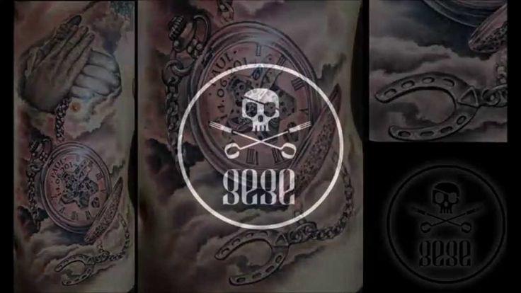 tattoo by gege boristattoo