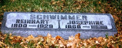 Birth: 1900  Death: Feb. 14, 1929    Gangster. He was working for Bugs Moran when he became a victim of the St. Valentine's Day Massacre in Chicago, Illinois