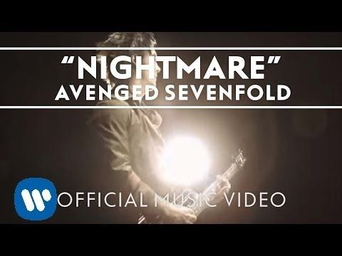 You tube Official video Avenged Sevenfold Nightmare. Click to watch