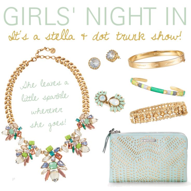 16 Best Stella And Dot Trunk Show Themes Images On