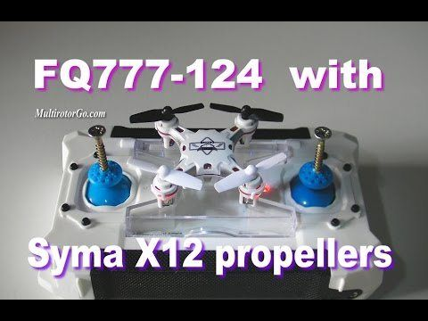 #VR #VRGames #Drone #Gaming FQ777 124 Pocket Quadcopter with Syma X12 Propellers RC nano Drone flying Cheerson, cheerson cx-10, CX-10, cx10, dron, drone, drone flying, drone video, Drone Videos, Drones, Flying, FQ777 124 Pocket Quadcopter, fq777-124, micro drone, micro quad, micro-quadcopter, multirotor, multirotor Go, multirotorgo.com, nano drone, nano quad, nanodrone, pocket drone, pocket quad, Pocket Quadcopter, Propeller (Means Of Propulsion), propellers, quadcopter flyi
