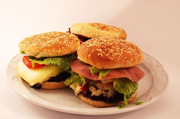 Cheese Burger, Carnivora y Leonesa!