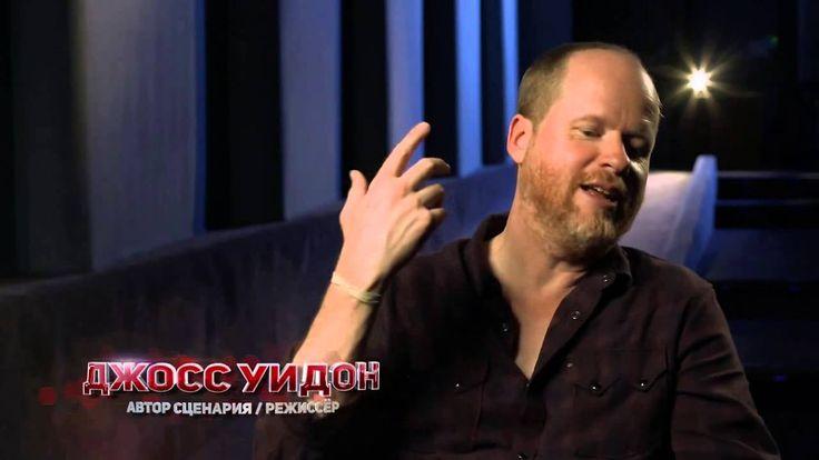 Мстители Эра Альтрона О съёмках на русском (2015 | HD 720)
