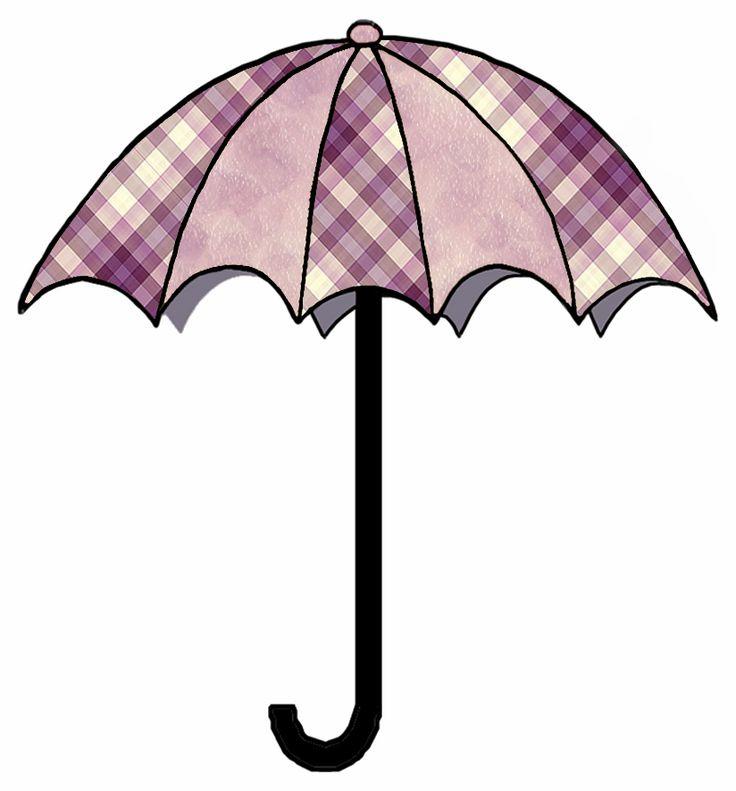 artbyjean clip art umbrella | FASHION FANS, HATS, SHOES, UMBRELLAS, T-SHIRT…