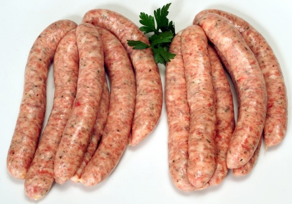 all about food: chipolata sausage