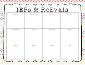 As I scheduled my first IEP of the new school year, I thought I should share some tips for any new Special Ed teachers out there. Your fi...