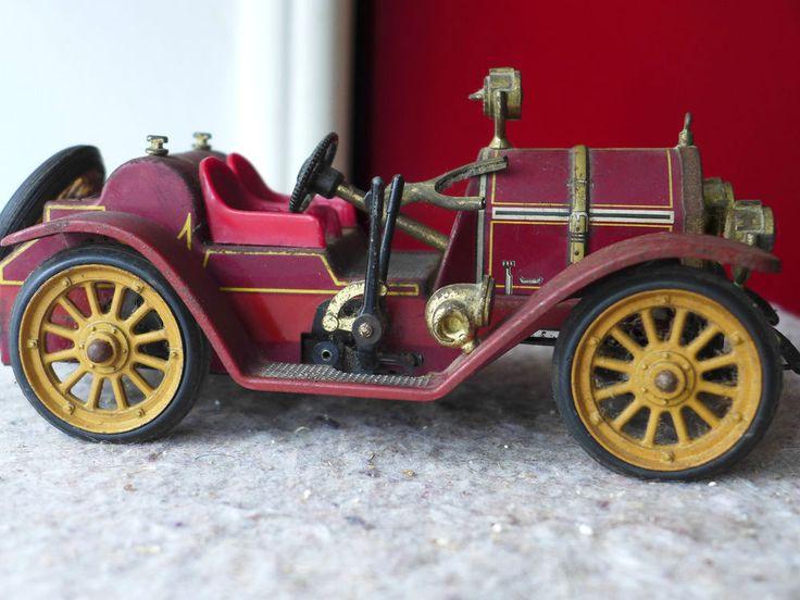 "Vintage Schuco "" MERCER 1225 "" Toy Car #Schuco"