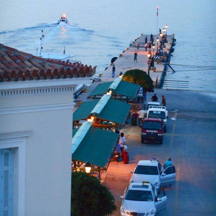 Spetses Port