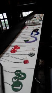 HANDMADE Sunday Market vol.8 by Χρωματοσκόπιο #jewelleryfromourheart #Thessaloniki #accessories #jewellery #fashionista #stylish #dontmiss #gift #shopping #aperitifsundays #sundaymarket #market #handmade #handmadefestival