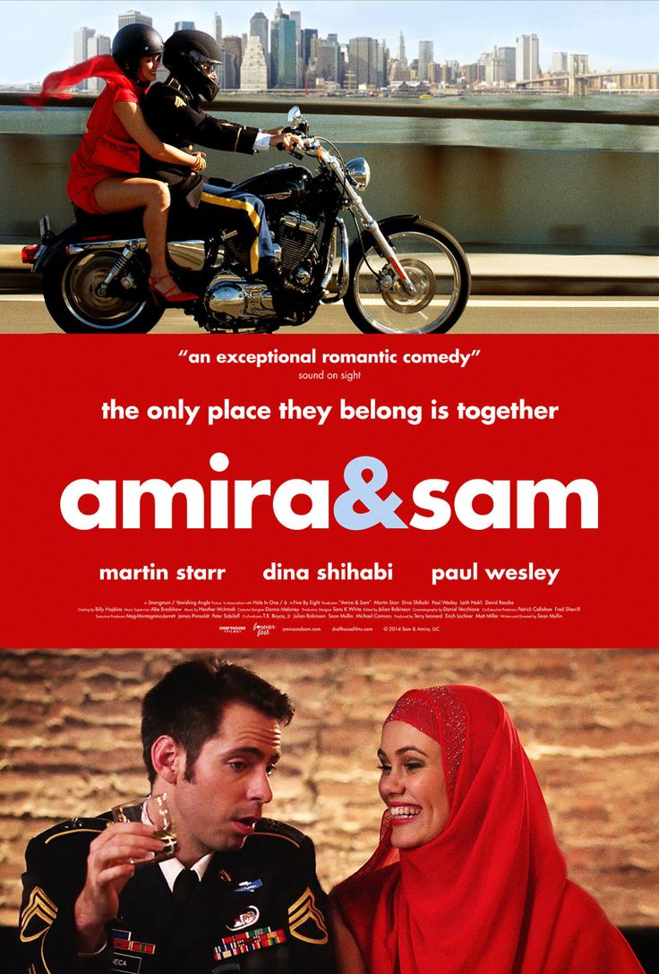 Movie - Amira and Sam