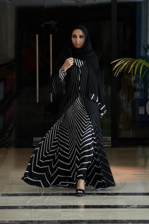 kimono Double Sided Abaya beautiful designs (6)