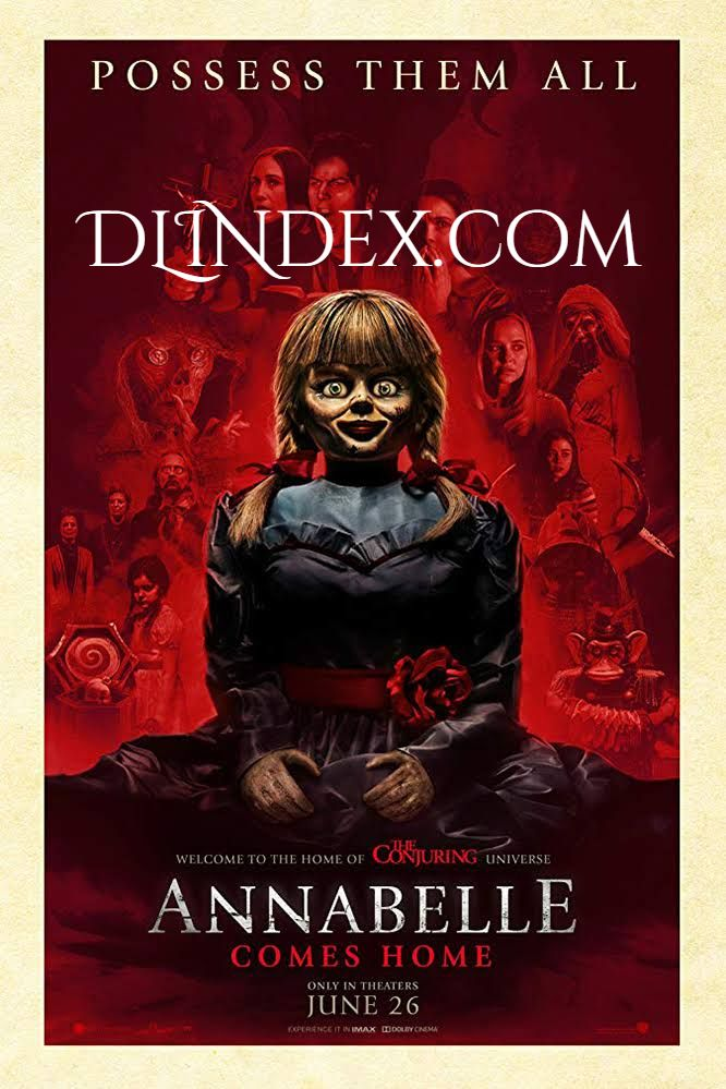 Index Of Annabelle Comes Home The Conjuring Lorraine Warren Horror Movies