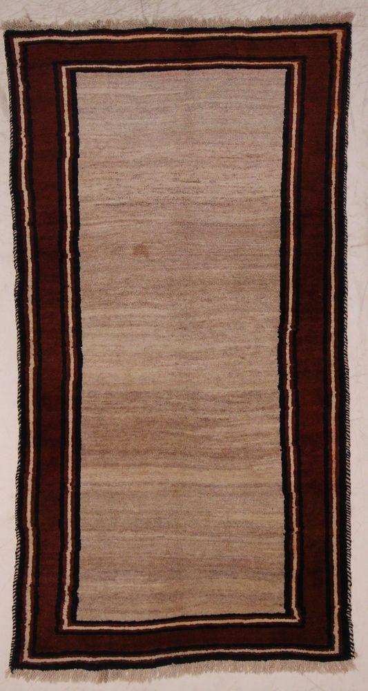 Gabbeh  Perser Teppiche  Moderno 205 x 107 cm Rugs Tapis  orient matto