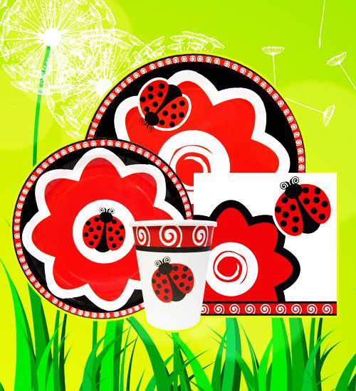 You will love this: our new EXCLUSIVE #Ladybug Party Supplies. Our designs include tableware, decorations, stickers, and more. Check out this highly popular theme: http://www.discountpartysupplies.com/girl-party-supplies/ladybug-party-supplies-fancy