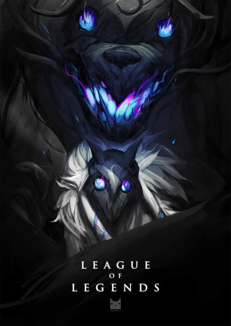 Kindred by wacalac.deviantart.com on @DeviantArt | League ...