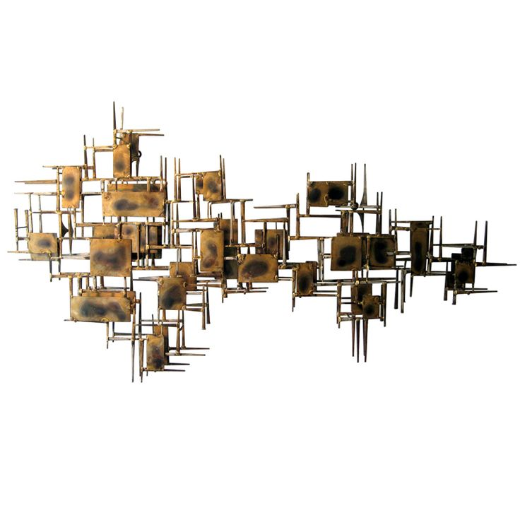 25+ best ideas about Midcentury Wall Sculptures on Pinterest Modern bedside lamps, Cool floor ...