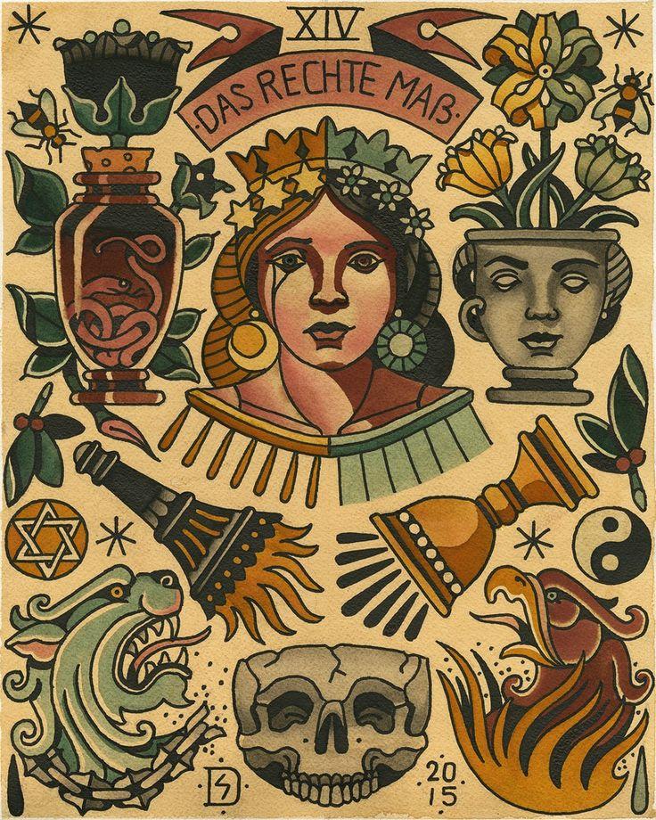 best 25 medieval tattoo ideas on pinterest border tattoo skeleton king and border embroidery. Black Bedroom Furniture Sets. Home Design Ideas