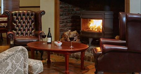 Winter and wine is a match made in heaven, add a fireplace and the picture is complete. If snow-capped mountains, emerald pastures, gourmet cuisine, and mellow merlot by firelight doesn't sound terribly awful, have a look at our 7 reasons to hit the Winelands this winter.