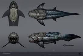 dunkleosteus - Google Search