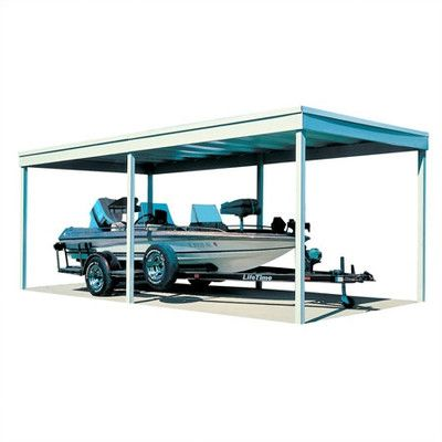 Arrow Freestanding Carport & Reviews | Wayfair
