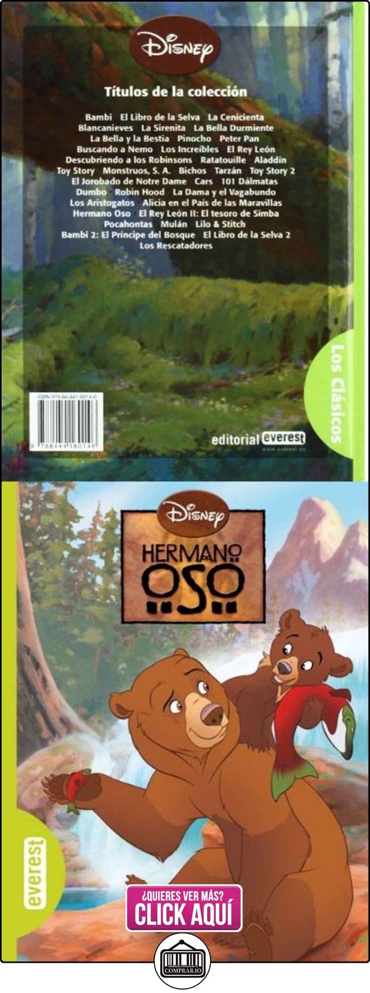 Hermano Oso (Clásicos Disney) Walt Disney Company ✿ Libros infantiles y juveniles - (De 6 a 9 años) ✿ ▬► Ver oferta: http://comprar.io/goto/8444160148