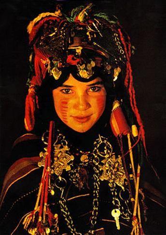 Berber Child Bride - http://www.africanceremonies.com/licensing/