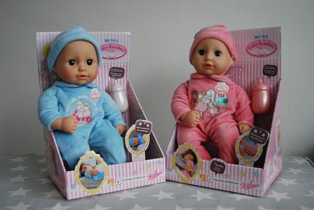 Chic Geek Diary: My First Baby Annabell & My First Baby Annabell Br...
