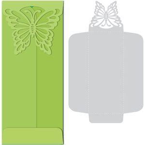 Silhouette Design Store - Voir Conception # 19965: enveloppe de papillon
