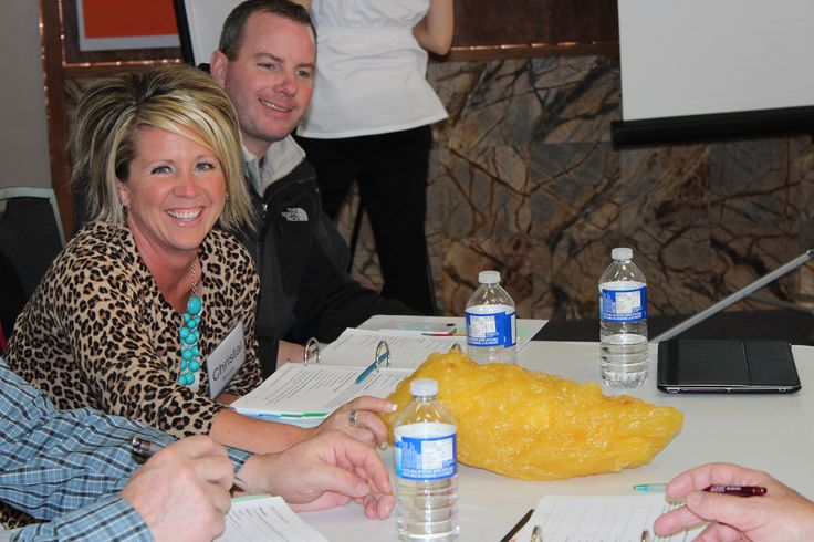 """SFF Workshop- """"What does 5lbs of Fat look like?"""""""