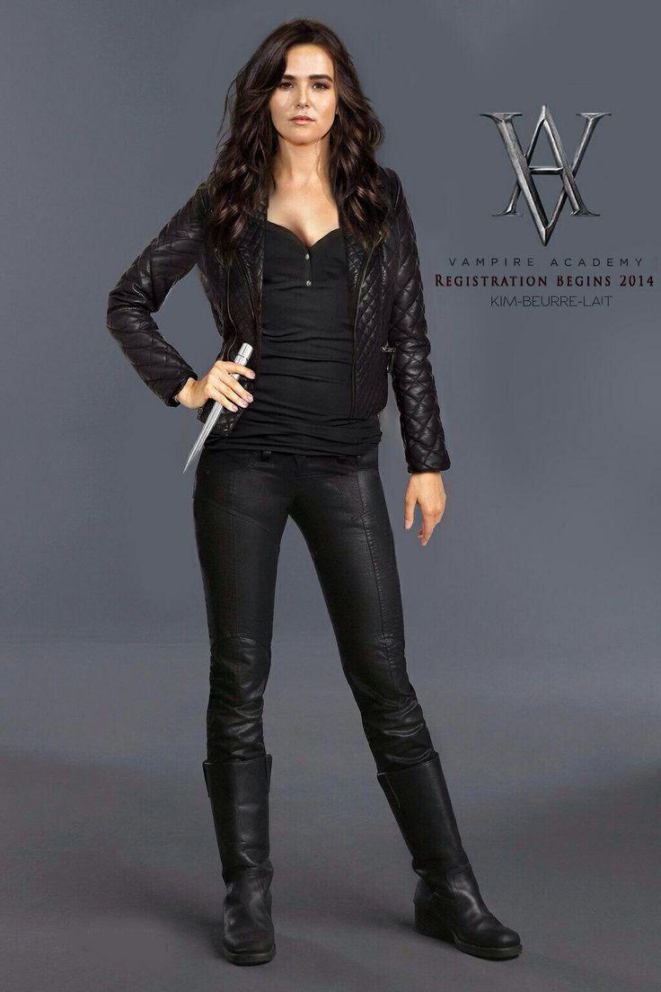 Vampire Academy Zoey Deutch Rose Hathaway