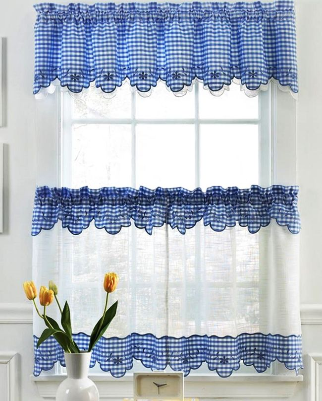49 best cortinas images on Pinterest Blinds, Embroidery and