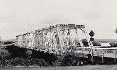 Morpeth Bridge, N.S.W. (maitland.city library)