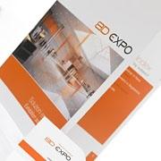 Realizzazione progetto grafico, copyrighy, impaginazione contenuti, ottimizzazione fotografica brochure.