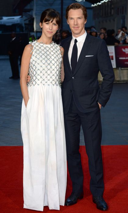 The 40-year-old, who is married to actress Sophie Hunter, welcomed his first child, Christopher Cumberbatch in 2015.