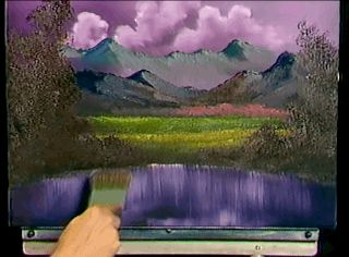 the bob ross painting method essay Bob ross has been featured on over 250 channels and lectured throughout the  world on his joy of painting method before his untimely death in 1995.