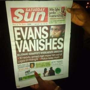 Reports reaching FabmimiBlog indicates that famous kidnap kinpin Chukwuduneme Onwuamadike widely known as Evans has gone missing.  This news has gone viral following a lead story by Nigerian Newspaper Saturday Sun.  According to the report the acclaimed billionaire kidnapper might have escaped or probably dead.  However it is speculated that he has been moved away from detention by heavily armed policemen who took him to an unknown location.  While the Police has requested three months to…