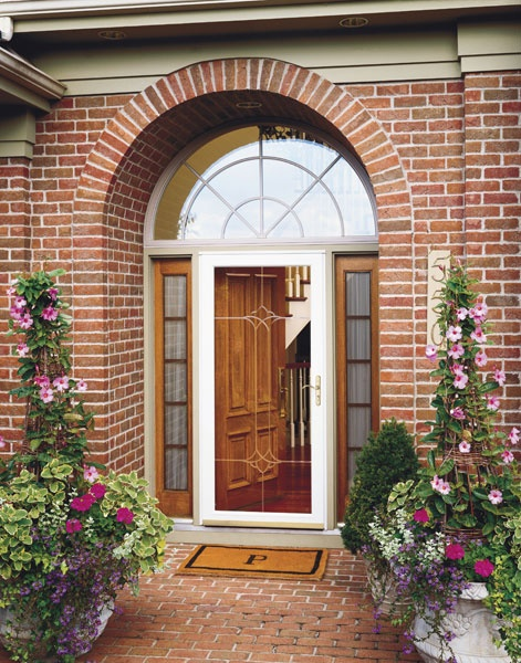 Pella Storm Doors : Best images about pella storm doors on pinterest