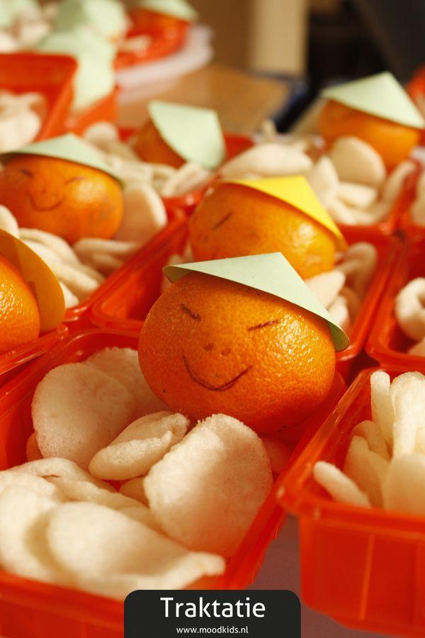 Chinese traktatie met mandarijn - Moodkids | Moodkids