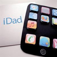 iDad - A fun Father's Day card