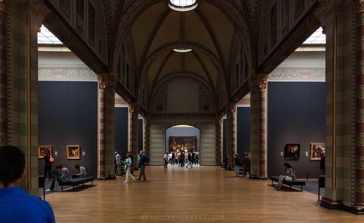 Rembrandt zaal Rijksmuseum