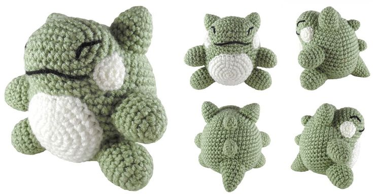 Dragonair Amigurumi Pattern : 1000+ images about Pokemon Amigurumi on Pinterest ...