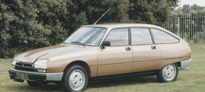 El Citroën GS cumple 45 años como referencia en diseño y confort
