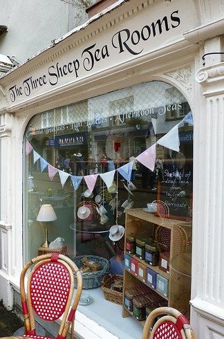 The Three Sheep Tea Rooms, Skipton | 21 Absolutely Charming Tea Rooms You Have To Visit Before You Die